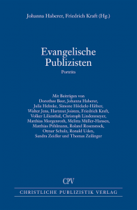 Cover Evangelische Publizisten